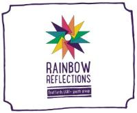 Rainbow Reflections logo
