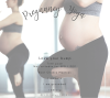 Picture of a Pregnant lady doing Yoga