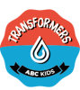 Altrincham Baptist Church Transformers logo