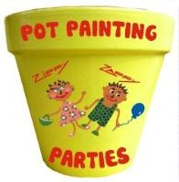 Pot Painting Parties & Workshops by Zappy designs