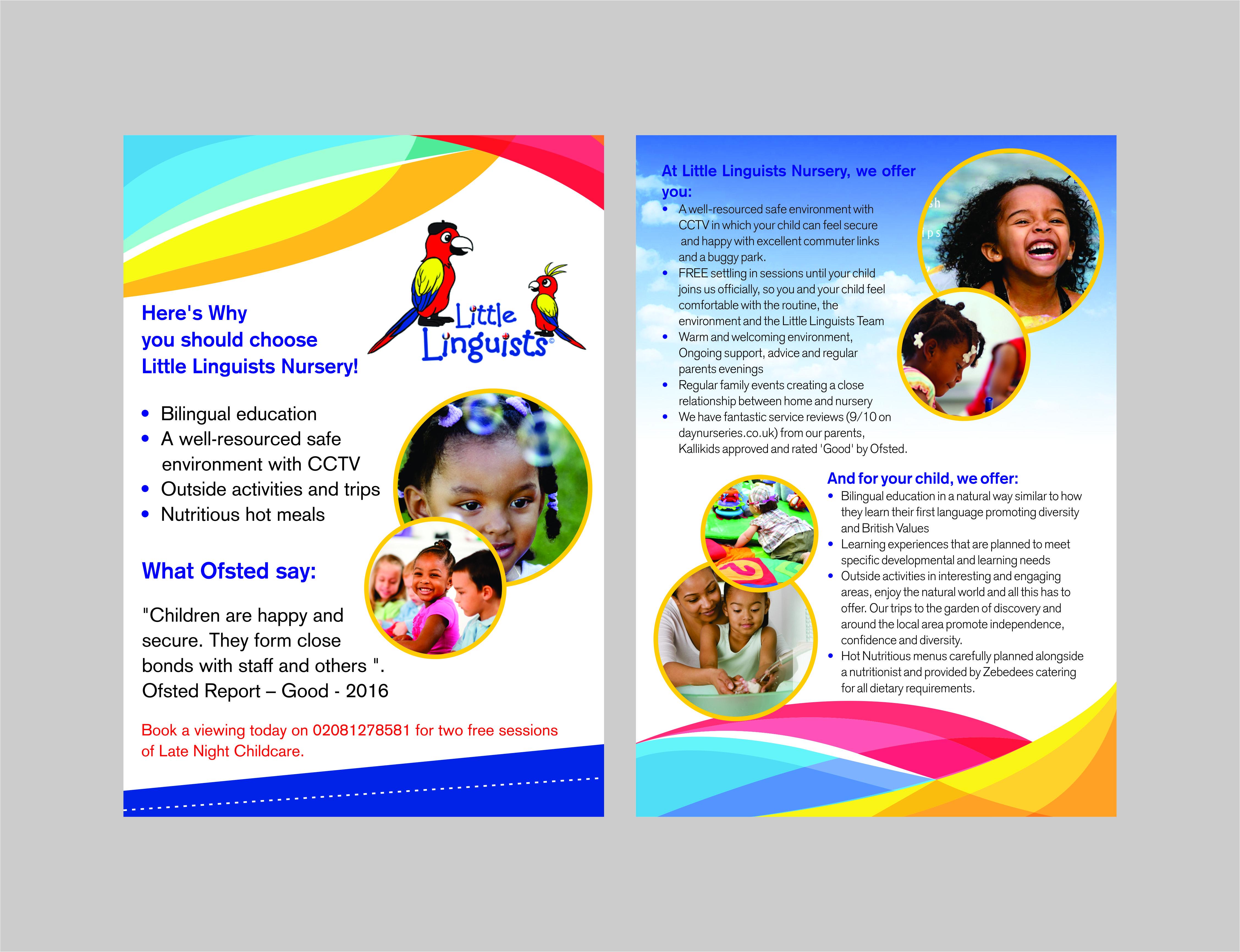 Little Linguists Nursery School Wandsworth Fis