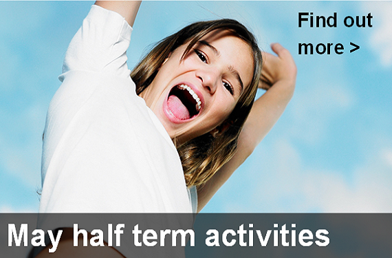 May half term activities