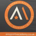 Am Sports Academy Logo