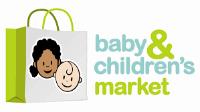 Baby and Children's Market Logo