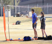 one to one football coaching