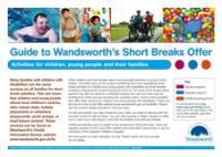 Short Breaks Guide 2018 to 2019