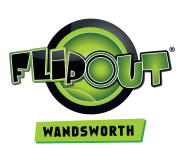 Flip Out Wandsworth logo