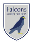 Falcons School for Girls logo
