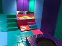 Soft play sensory room