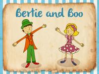 Bertie and Boo Logo