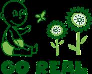 Go Real Logo