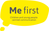 Me first Logo