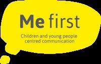 Me first Logo