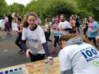 Wandsworth VPC elping at London Marathon