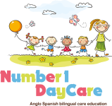 Number 1 Day Care Logo