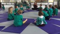 Oaktree Nursery School Yoga