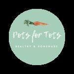 Pots for Tots Logo