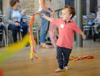 Royal Academy of Dance - Family Workshops