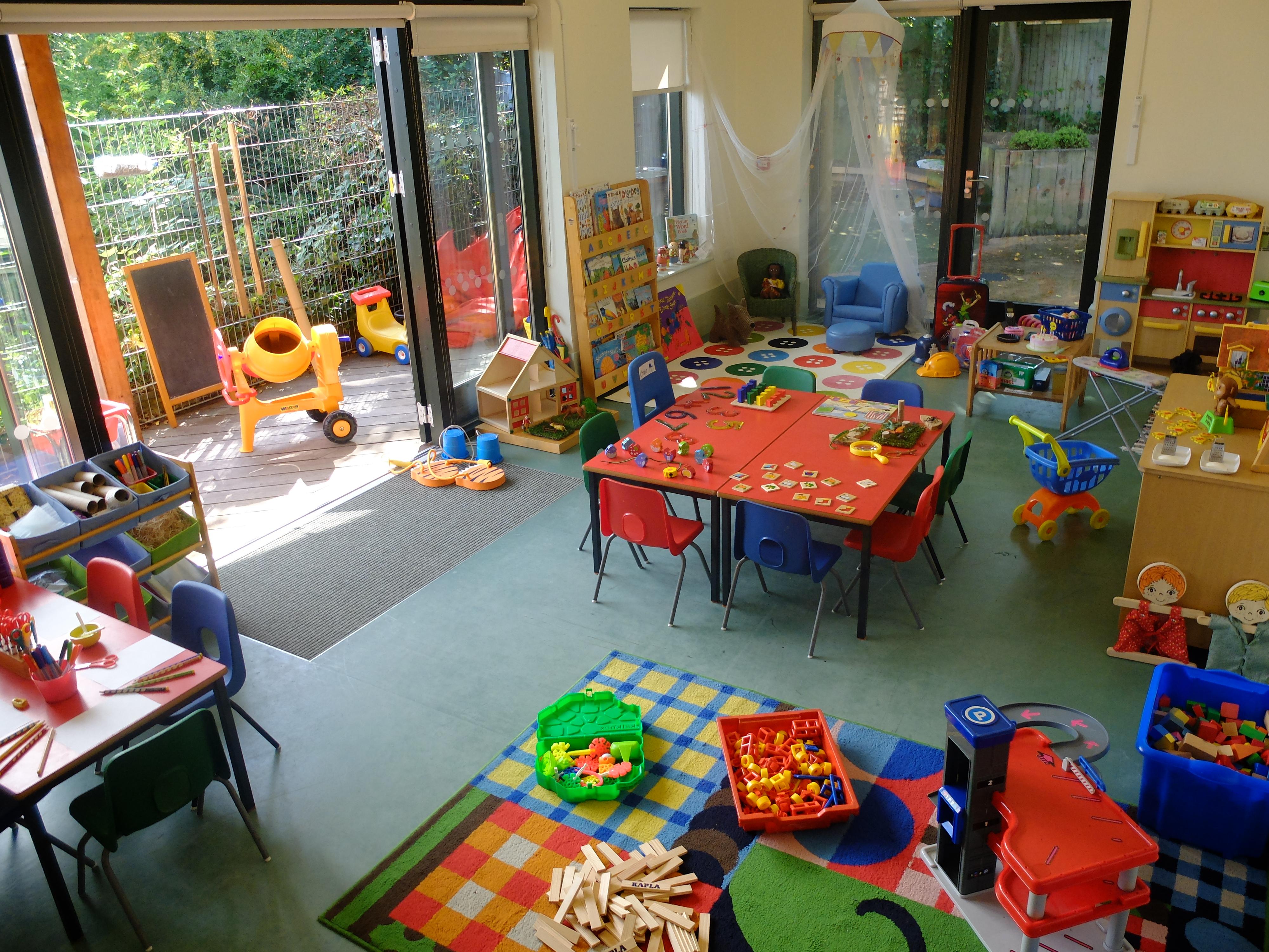 Seahorse Room Pre School Age