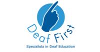 Deaf First