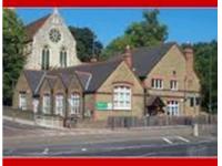 Roehampton Church of England Primary School logo