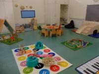 Starfish room (babies and toddlers)