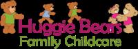 Huggie Bears Childcare Logo