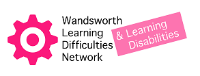 Wandsworth Learning Difficulties & Learning Disabilities Network logo
