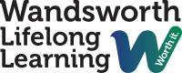Wandsworth Lifelong Learning logo
