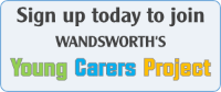 Join Wandsworth Young Carers Project