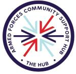 Armed Forces Hub logo