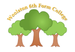 Woolston 6th form college logo