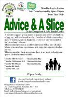 Advice and a Slice