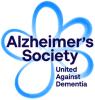Image of Alzheimer's Society logo