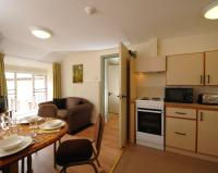 Photograph inside the accommodation