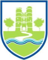 The Castle School logo