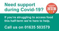 Need Support during Covid-19