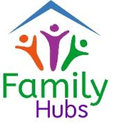 Image of the Family Hub logo