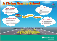 A Flying Start to School