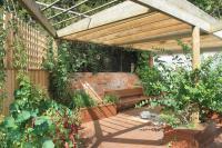 Our sensory garden