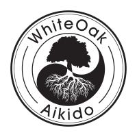 White Oak Aikido Logo.