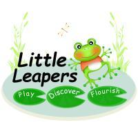 Little Leapers logo