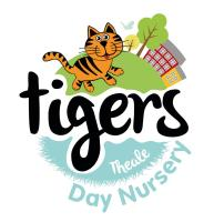 Tigers Day Nursery Logo