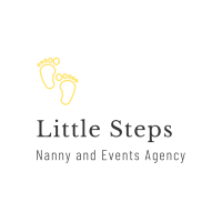 Little Steps Nanny Agency logo
