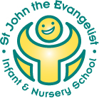 St John the Evangelist Infant and Nursery School Logo