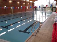 The pool at Brockhurst
