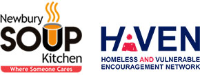 Soup Kitchen and Haven logos
