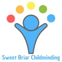 Sweet Briar Childminding Logo