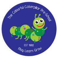 Image of the Colourful Caterpillar Logo