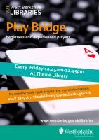 Theale Library Bridge Club